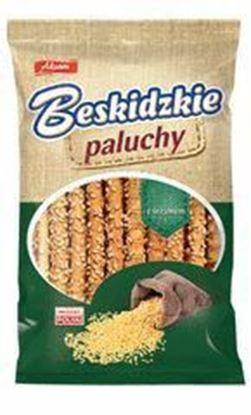 Picture of PALUCHY BESKIDZKIE 100G  Z SEZAMEM AKSAM