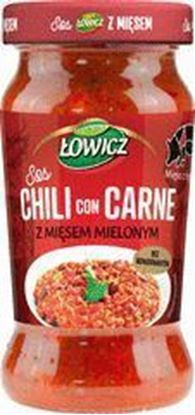 Picture of SOS LOWICZ 350G CHILLI CON CARNE Z MIESEM MIELONYM