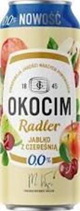 Picture of OKOCIM RADLER JABLKO-CZERESNIA 0%