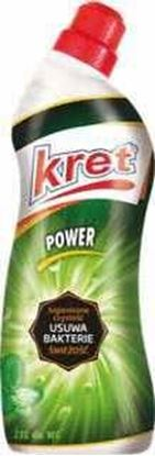Picture of ZEL DO WC POWER 750 ML KRET