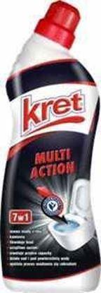 Picture of ZEL DO WC MULTI ACTION 750 ML KRET