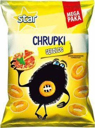 Picture of CHRUPKI STAR GEBOLCE PIZZA 125G FRITO LAY