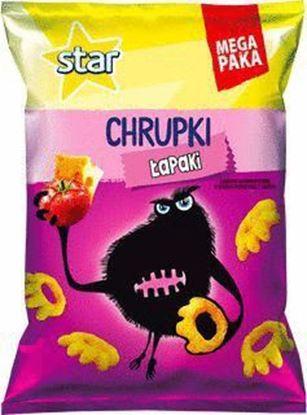 Picture of CHRUPKI STAR LAPAKI SER POMIDOR 125G FRITO LAY