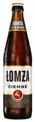 Picture of Lomza PIWO CIEMNE BUTELKA ALC.4 500 ML
