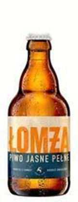 Picture of lomza PIWO FULL LAGER ALC.6%  BUTELKA  330 ML