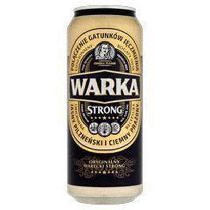 Picture of Warka STRONG PUSZKA 500ml