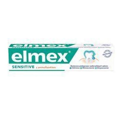 Picture of PASTA DO ZEBOW SENSITIVE 75ML ELMEX