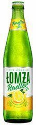 Picture of Lomza RADLER CYTRYNOWA 2% 500 ML