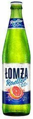 Picture of Lomza RADLER GREJPFRUT 0% 500 ML