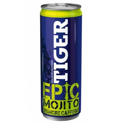 Picture of NAPOJ ENERGETYCZNY TIGER 250ML  MOJITO