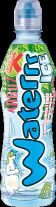 Picture of WODA KUBUS WATERRR ICE 500ML ARBUZ-MIETA NGAZ PET MASPEX