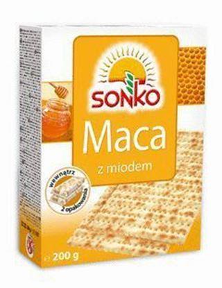 Picture of PIECZYWO SONKO MACA Z MIODEM 200G