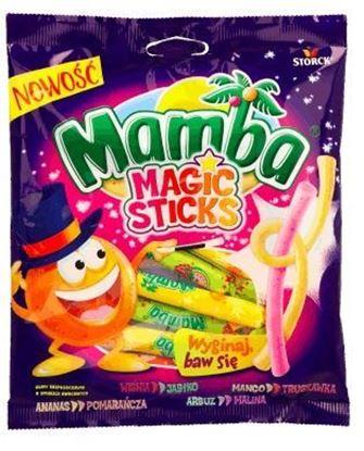 Picture of GUMA MAMBA MAGIC STICKS 150G STORCK