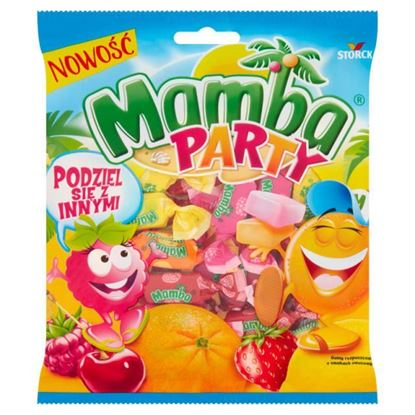 Picture of GUMA MAMBA PARTY 150G STORCK