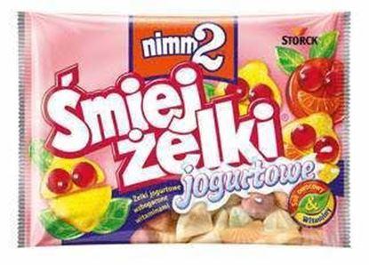 Picture of ZELKI SMIEJZELKI NIMM-2 JOGURTOWE 100G STORCK