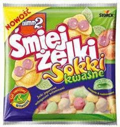 Picture of ZELKI SMIEJZELKI NIMM-2 SOKKI KWASNE 90G STORCK