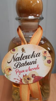Picture of Nalewka Babuni Pigwa w karmelu 0.5l