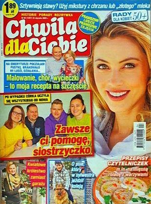 Picture of CHWILA DLA CIEBIE TYGODNIK - najnowsze wydanie