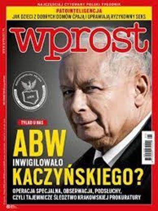 Picture of WPROST TYGODNIK - najnowsze wydanie