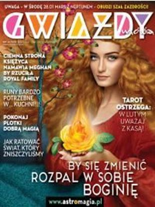 Picture of GWIAZDY MOWIA TYGODNIK - najnowsze wydanie