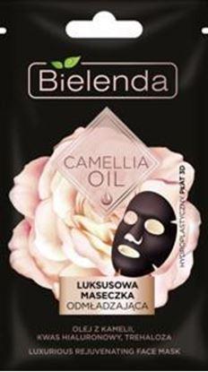 Picture of Bielenda Camellia maseczka odmł.