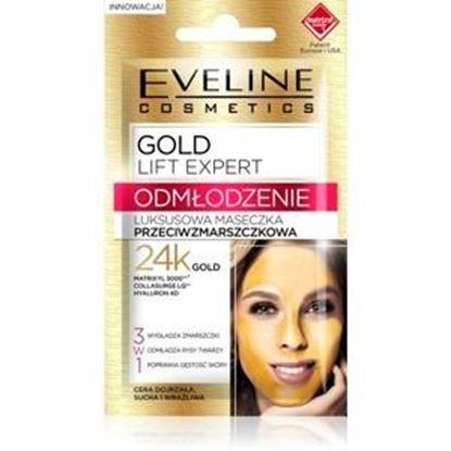 Picture of Eve maseczka Gold LiftExpert Odmłodzenie luksusowa przeciwzm. ze złotem 3w1 7ml