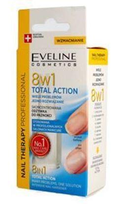 Picture of Eve odżywka do paznokci skoncentrowana total action 8w1 12ml