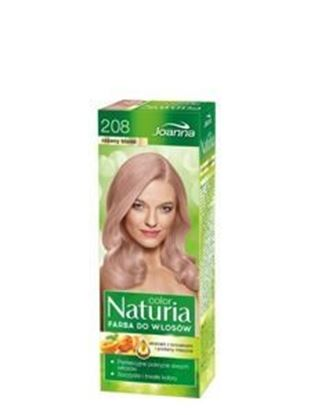 Picture of Joanna Nat farba 208 rozany blond 150g