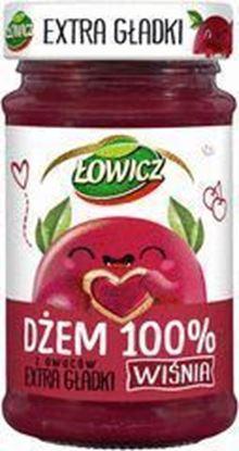 Picture of DZEM EXTRA GLADKI WISNIOWY LOWICZ 235G MASPEX