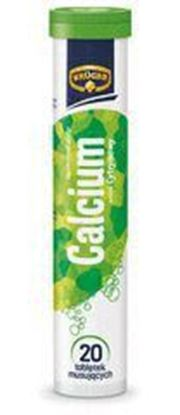 Picture of TABLETKI MUSUJACE CALCIUM 84G KRUGER