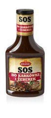 Picture of SOS DO KARKOWKI I ZEBEREK 370G ROLESKI