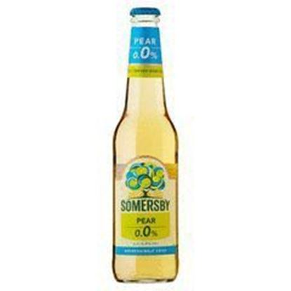 Picture of PIWO SOMERSBY 0% PEAR BUTELKA 400ML