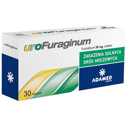 Picture of UroFuraginum, 30 tabletek
