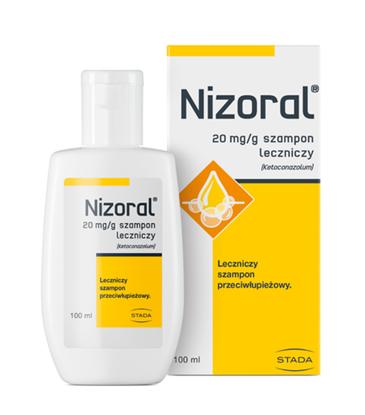 Picture of Nizoral szampon przeciwłupieżowy 60ml