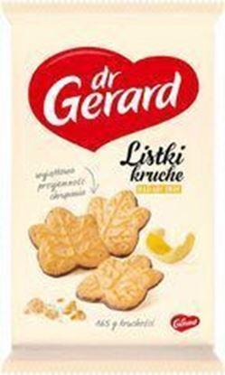 Picture of CIASTKA LISTKI KRUCHE MASLANE 165G DR GERARD