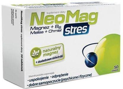 Picture of Neomag Stres, 50 tabletek - .