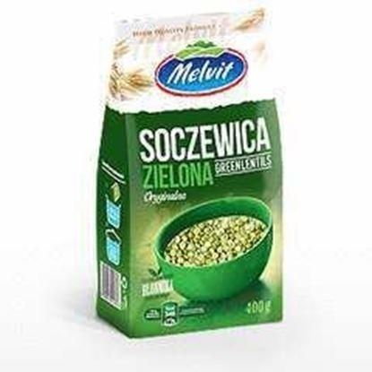 Picture of SOCZEWICA ZIELONA 400G MELVIT
